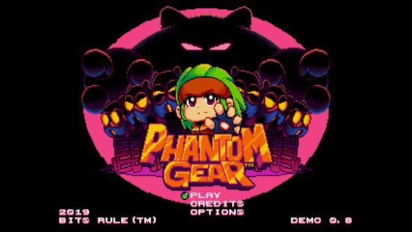 Phantom Gear Demo