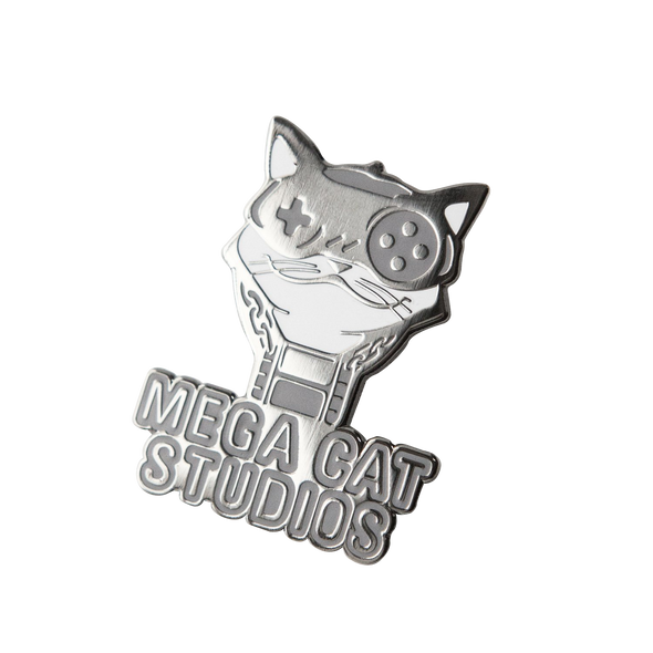 Mega Cat Studios Pin