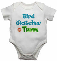Bird Watcher in Training - Baby Vests Bodysuits for Boys, Girls