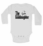 The Goddaughter - Long Sleeve Baby Vests for Boys & Girls