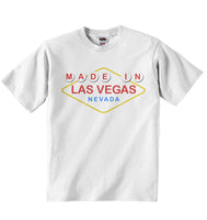 Made In Las Vegas Nevada - Baby T-shirt
