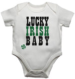 Lucky Irish Baby Baby Vests Bodysuits