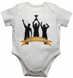 Born to Be a Champion - Baby Vests Bodysuits for Boys, Girls
