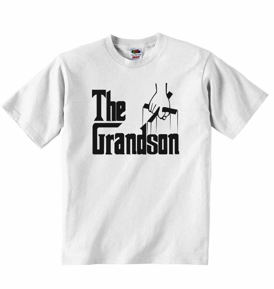 The Grandson - Baby T-shirt