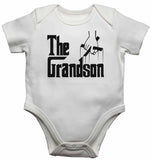 The Grandson - Baby Vests Bodysuits for Boys, Girls
