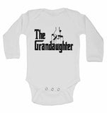 The Granddaughter - Long Sleeve Baby Vests