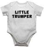 Little Trumper - Baby Vests Bodysuits for Boys, Girls