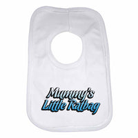Mummy's Little Ratbag Boys Girls Baby Bibs