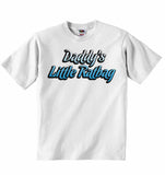 Dadddy's Little Ratbag - Baby T-shirt