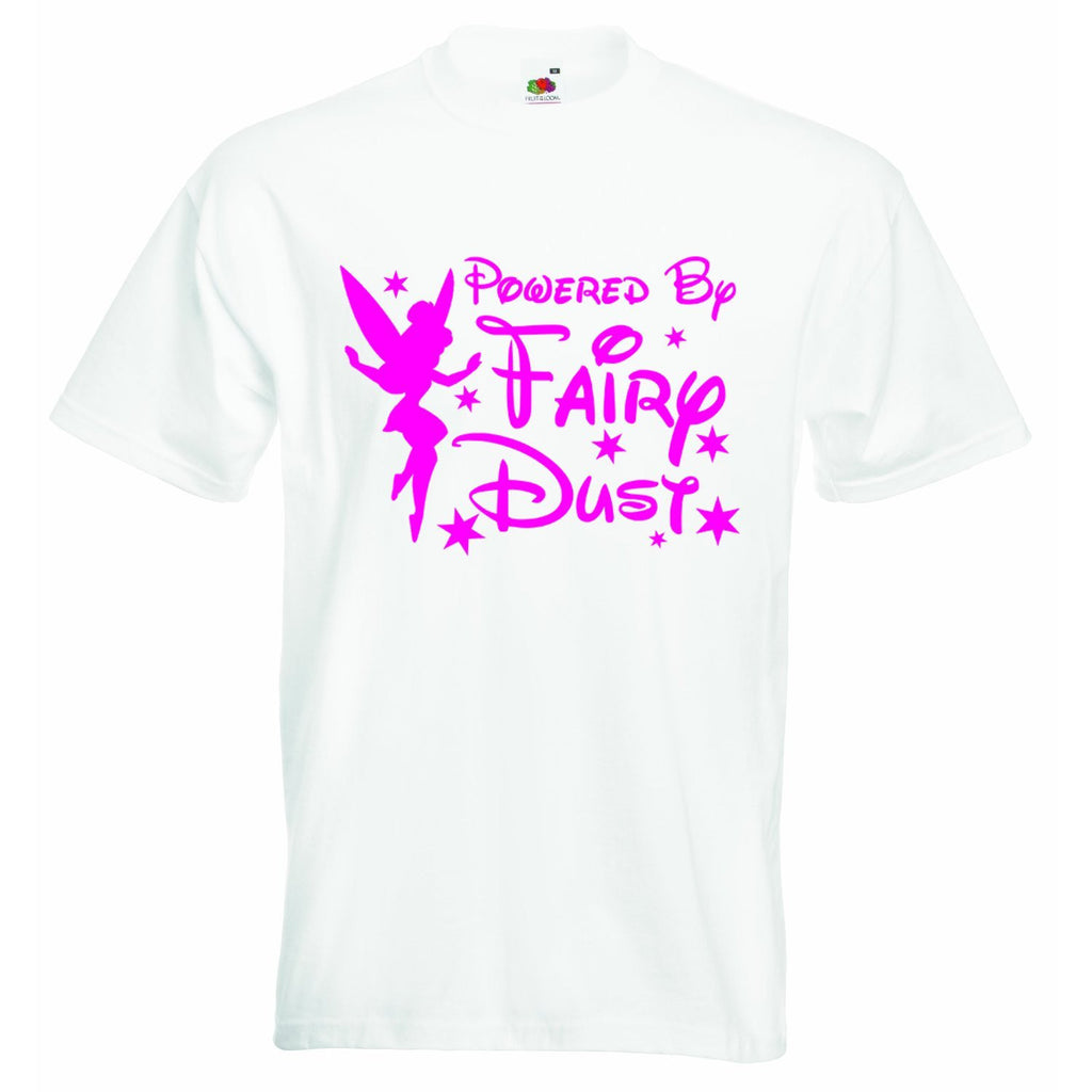 Powered by Fairy Dust Baby T-shirt