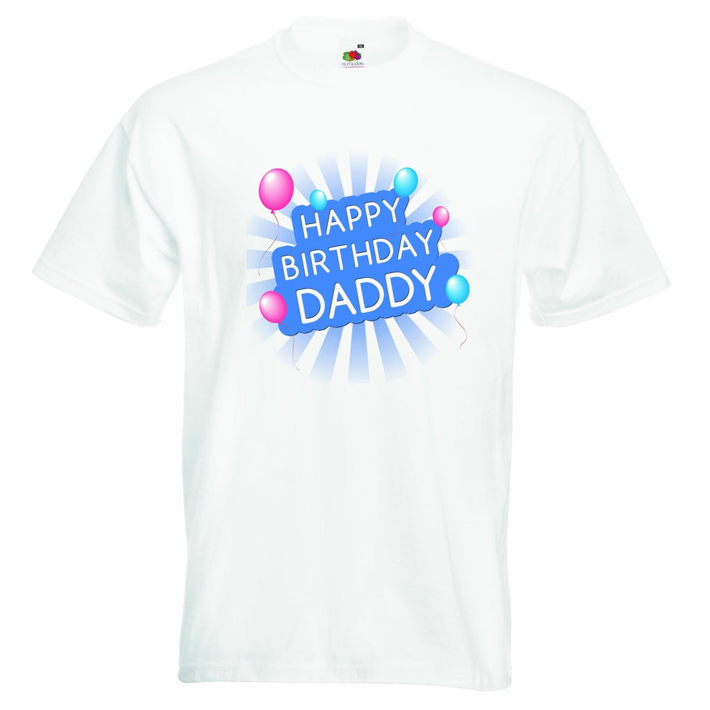 Happy Birthday Daddys Boys T-shirt