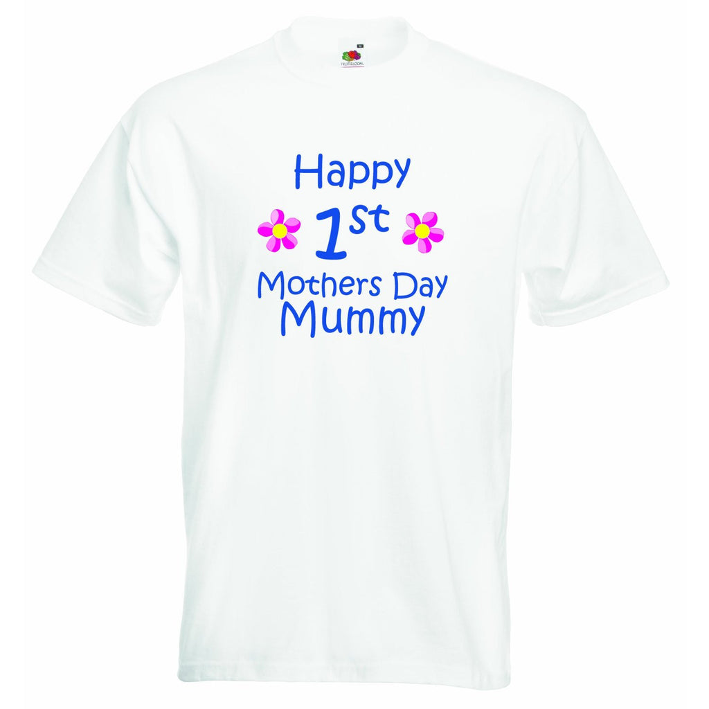 Happy First Mothers Day Mummy - Boys T-shirt