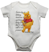 Yesterday Is History Winnie Baby Vests Bodysuits