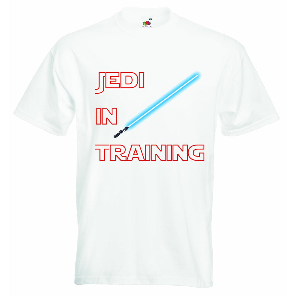 Jedi in Training Baby T-shirt