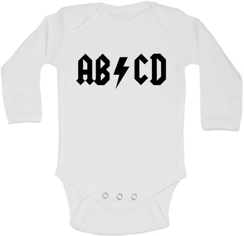 ABCD - Long Sleeve Vests