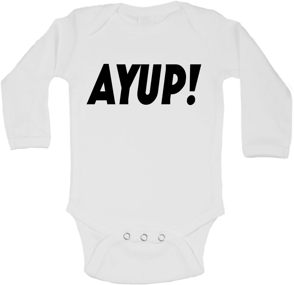 AYUP! - Long Sleeve Vests