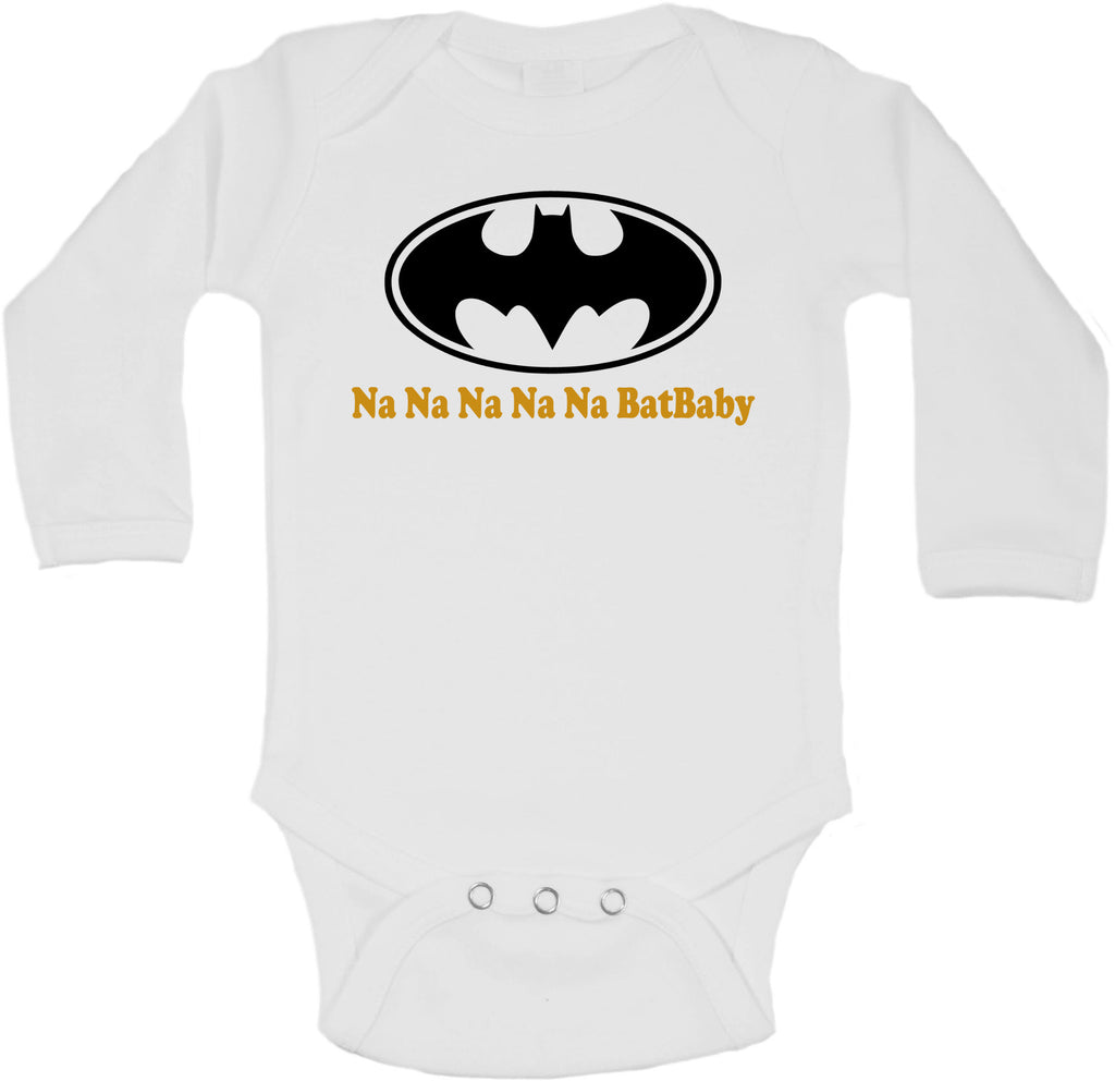 Batbaby - Long Sleeve Vests
