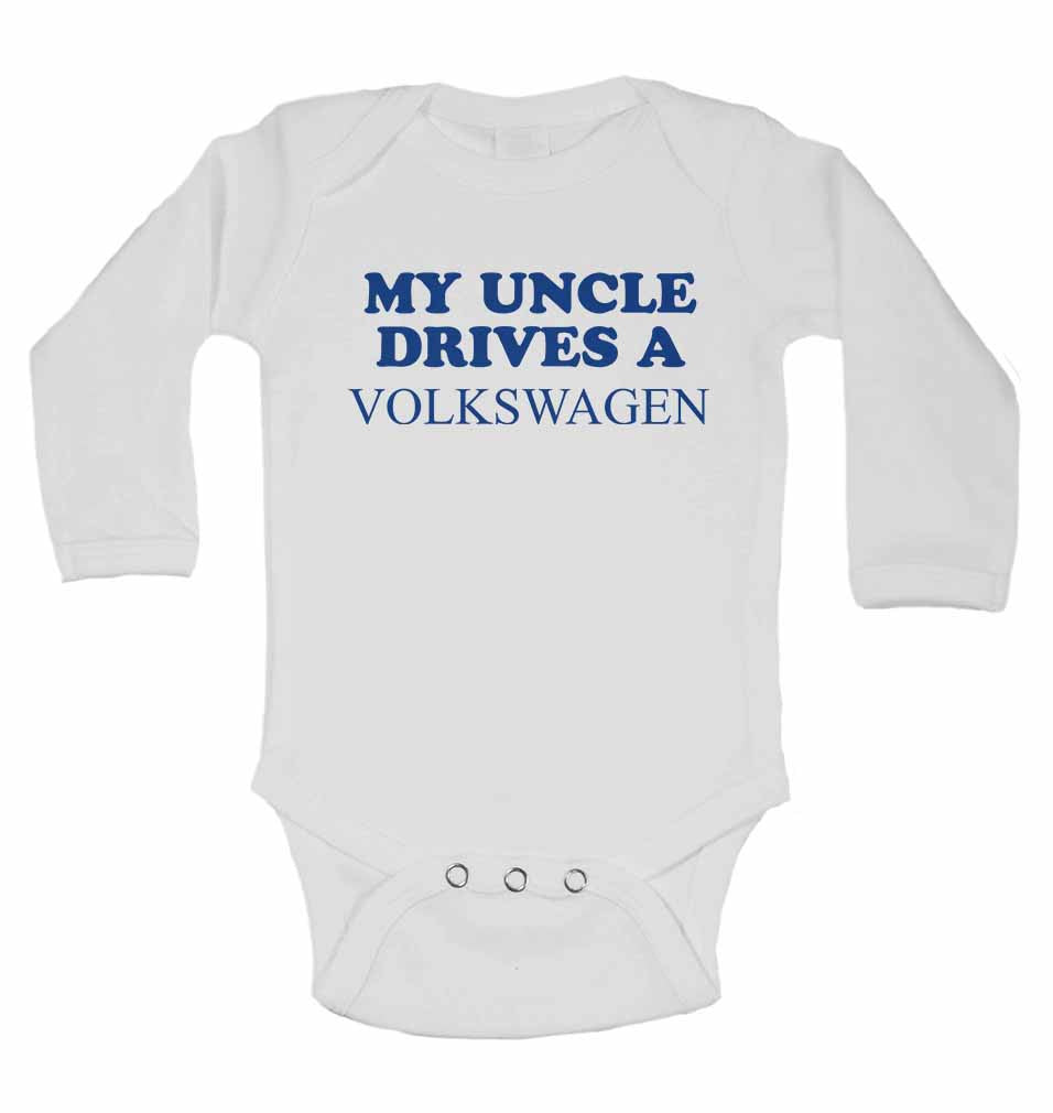 My Uncle Drives A Volkswagen  - Long Sleeve Vests