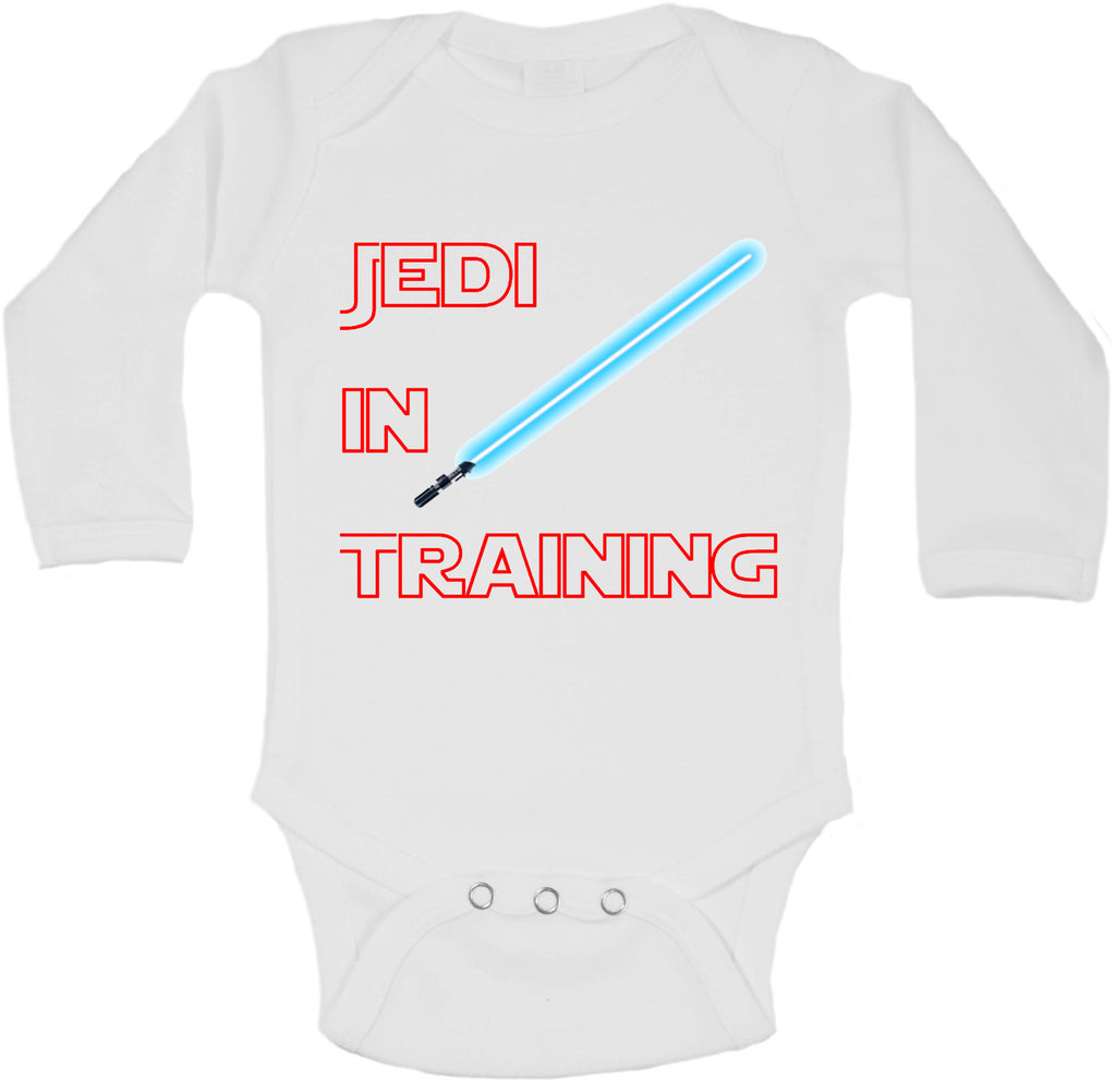 Jedi In Training - Long Sleeve Vests