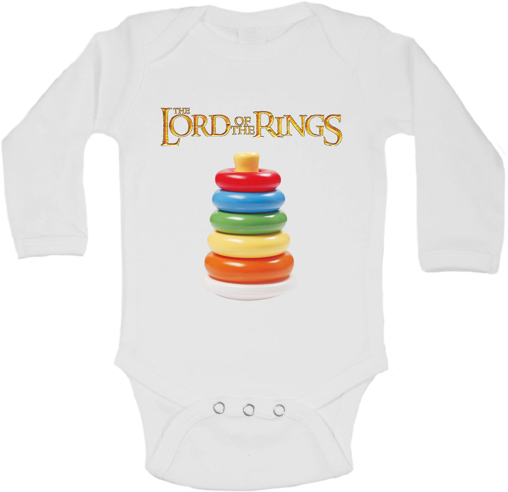 Lord Of The Rings - Long Sleeve Vests
