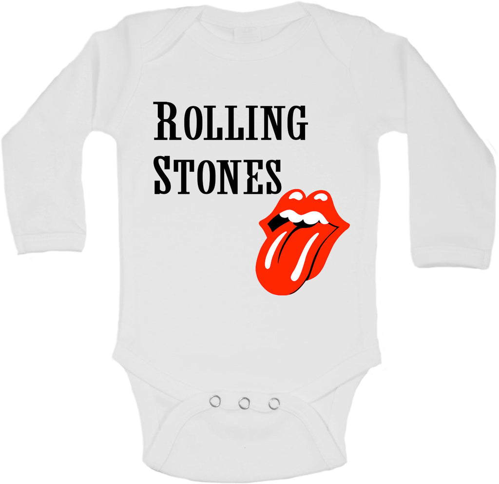 The Rolling Stones (English Rock Band) - Long Sleeve Vests