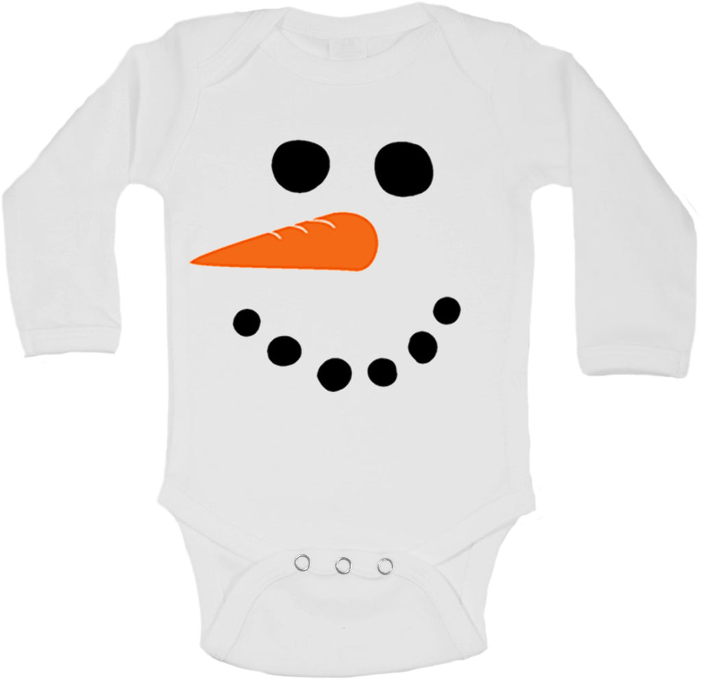 Snowman Christmas - Long Sleeve Vests