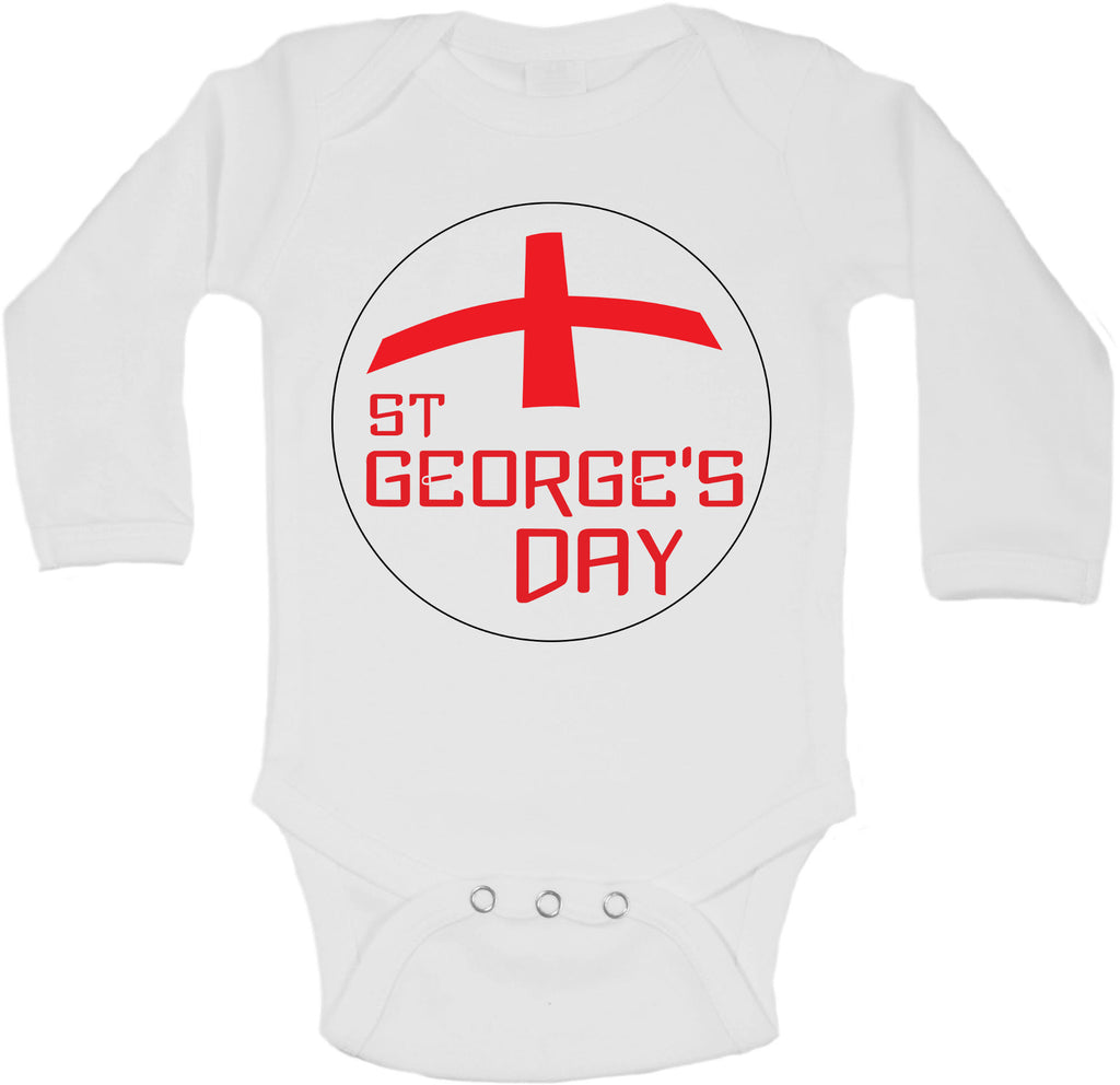 St Georges Day - Long Sleeve Vests