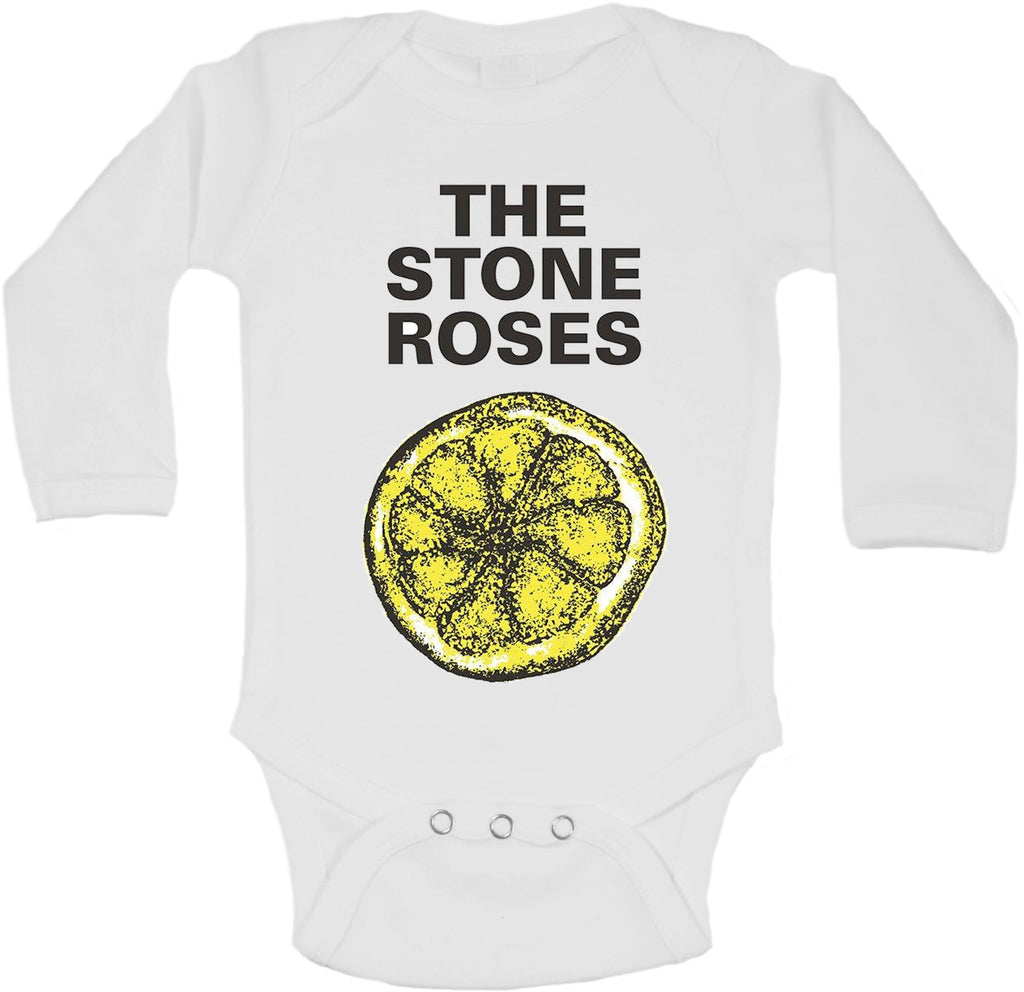The Stone Roses (English Rock Band) - Long Sleeve Vests