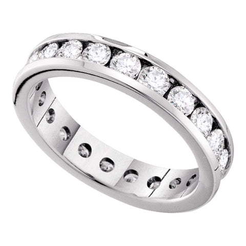 1 1/2CT-Diamond ETERNITY BAND