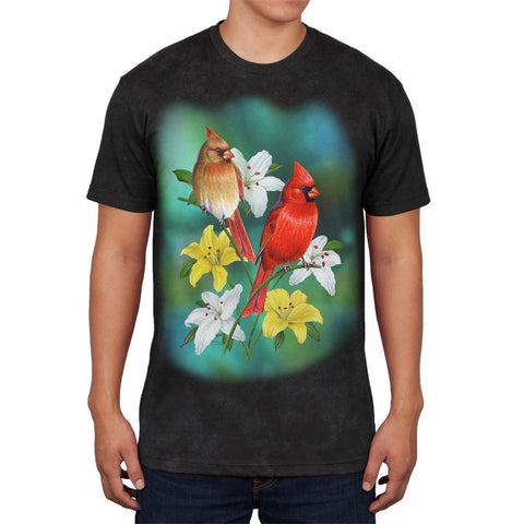 Spring Cardinals Men's Soft T Shirt