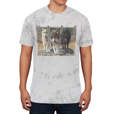 The Wolf Pack Men's Soft T Shirt