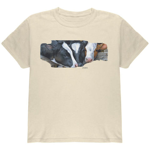 Queens of the Dairy Farm Cows Youth T Shirt