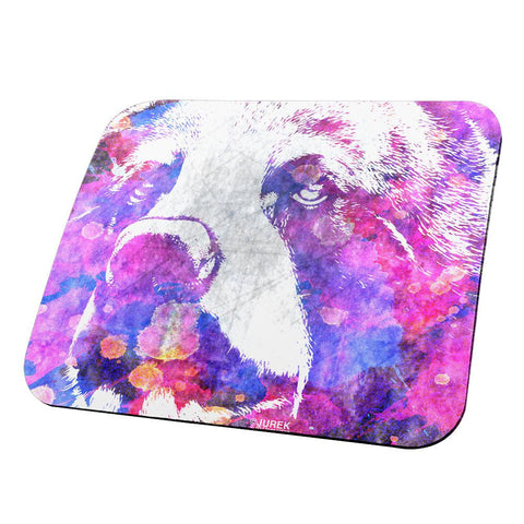 Spirit Bear All Over Mouse Pad