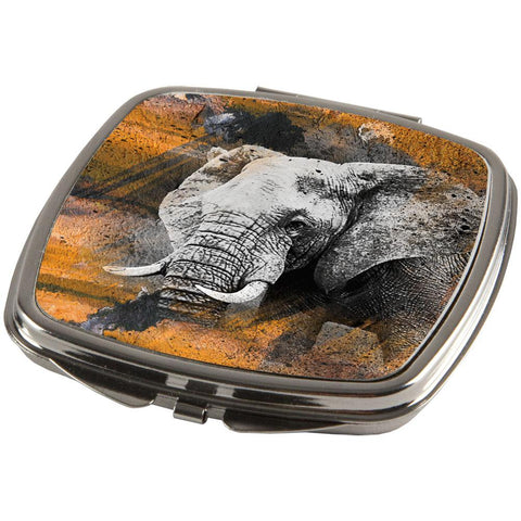 Abstract Art Elephant Compact