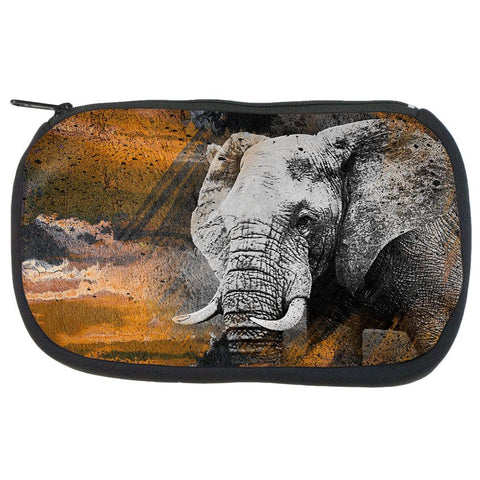 Abstract Art Elephant Art Supplies Bag
