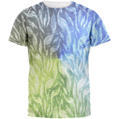 Peacocks And Feathers Mens T Shirt