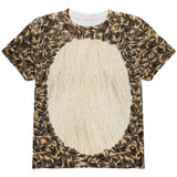 Halloween Hedgehog Costume All Over Youth T Shirt