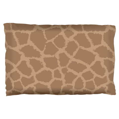 Giraffe Pattern Pillow Case