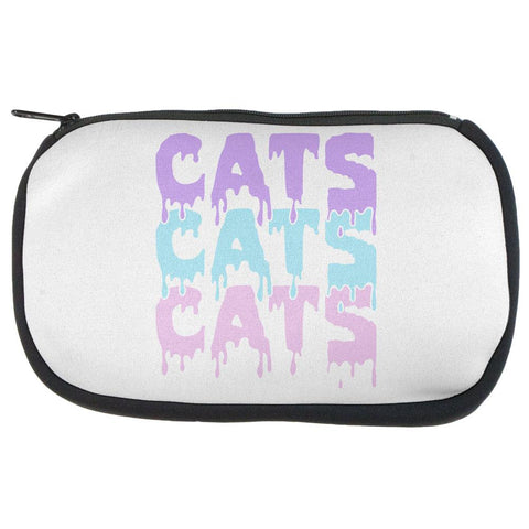 Halloween Cats Makeup Bag