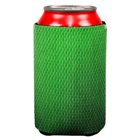 Halloween Green Earth Dragon Scales Costume All Over Can Cooler