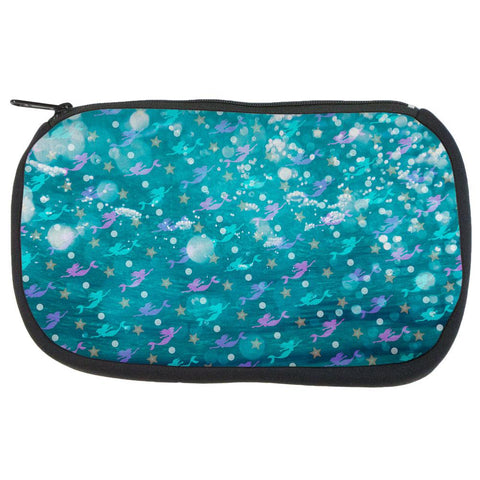 Mermaids Pearls and Starfish Pattern Travel Bag
