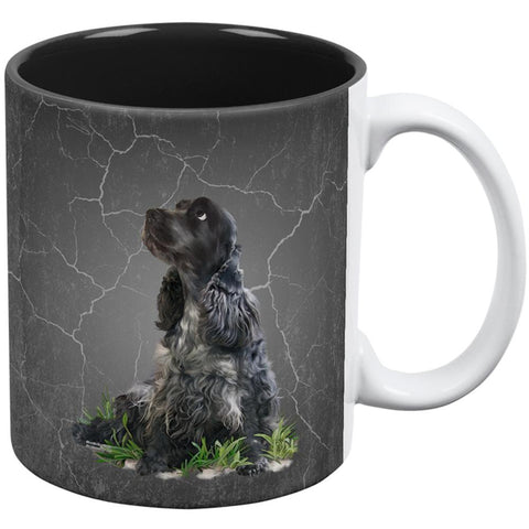 English Cocker Spaniel Live Forever All Over Coffee Mug