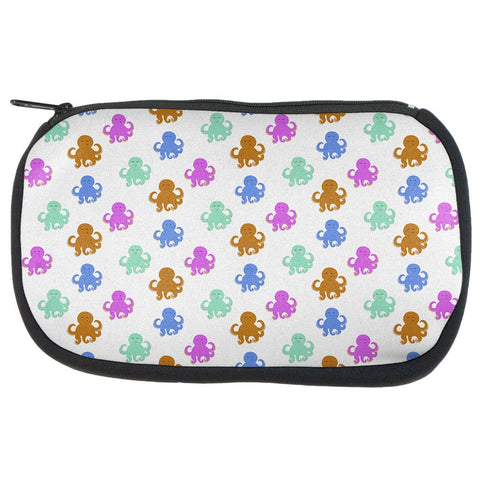 Cute Octopus Pattern Makeup Bag