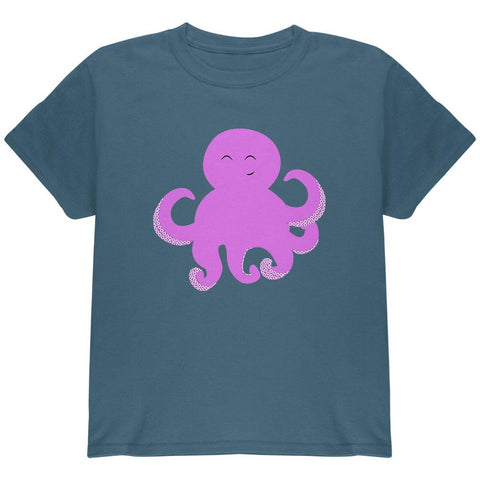Cute Octopus Youth T Shirt