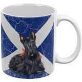 Scottish Terrier Live Forever All Over Coffee Mug