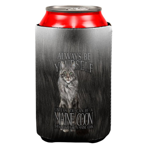 Always Be Yourself Unless Maine Coon Cat All Over Can Cooler