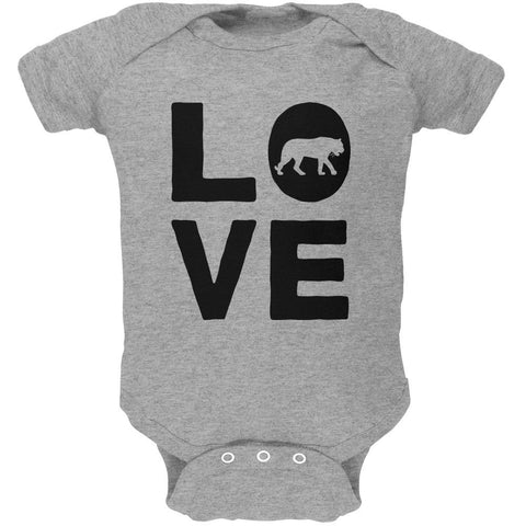 Tiger Love Series Soft Baby One Piece