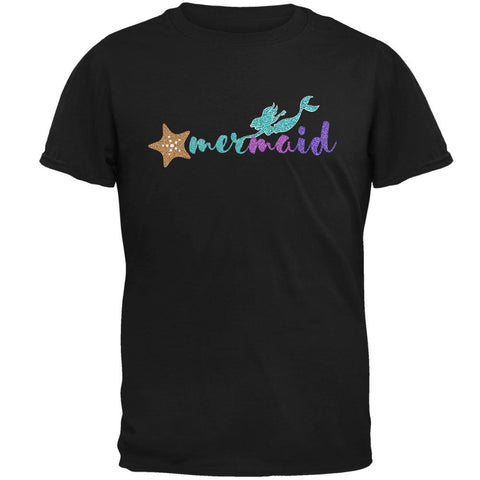 Sparkle Mermaid Mens T Shirt