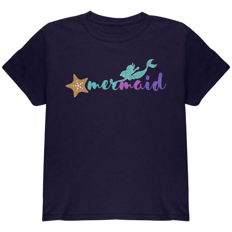 Sparkle Mermaid Youth T Shirt