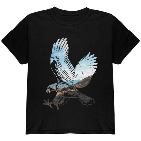 4th of July Eagle Freedom America USA Youth T Shirt